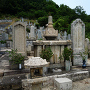 賀儀城主・浦宗勝の墓