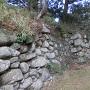 大手門石垣(北面)