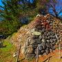 本丸東南隅櫓石垣