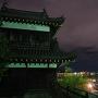 追手東隅櫓◆郡山夜城