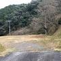 登城口(スポーツ広場側)