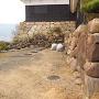 当時の石垣◆下段