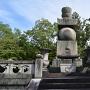 秀吉の五輪塔