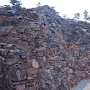 石垣◆左から