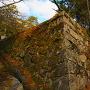 筒井古城石垣