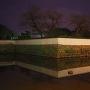 堀と石垣◆丸亀夜城