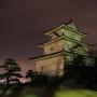 天守近景◆丸亀夜城