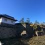 岸和田城二の丸石垣