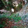 里城周辺の石積み・石垣