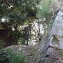 井戸郭の石垣