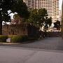 和田倉門跡(夕暮れ)