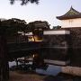 桔梗門(夕暮れ)