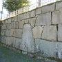 丸亀城大手門枡形の石垣