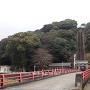 祇園川から見る三の山