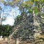 弓櫓の石垣