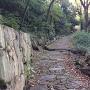 和歌山城石切場