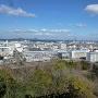 丸亀城からの眺望