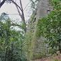 藤兵衛丸北側石垣(南西側)