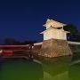 大手隅櫓◆赤穂夜城