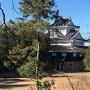 鉄櫓 (辰巳櫓跡から)