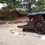 鉄製24ポンドカノン砲(複製)
