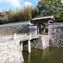 石田城の大手門