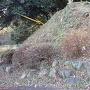 竹崎城 石垣①