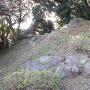 竹崎城 石垣②