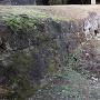 おつぼ山神籠石 第一水門 列石①