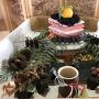 宇和島伊達藩の鏡餅(再現)