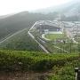 茶臼山山からPA