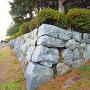 石垣(北東より)