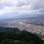 長良川を望む