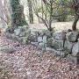 蓮池城 石垣