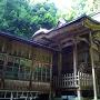 安波賀春日神社の社殿