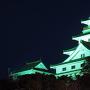唐津城夜景