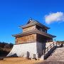 御城展望台◆模擬天守