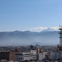 天守台より富士の眺望