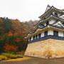 藤橋城(秋)