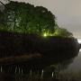 石垣と堀◆淀夜城