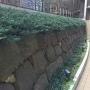 虎ノ門外濠の石垣