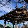 常楽寺(神吉城)案内板