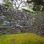 石垣(二の丸下)