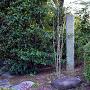 前田古城跡碑
