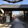 搦手門(茨木神社)