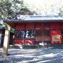 朝日山稲荷神社(二ノ郭)