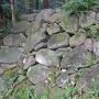 鍛治曲輪の石垣
