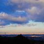 登城口からの眺望