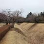 佐倉城 2の丸 馬出①