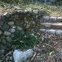 城跡入り口